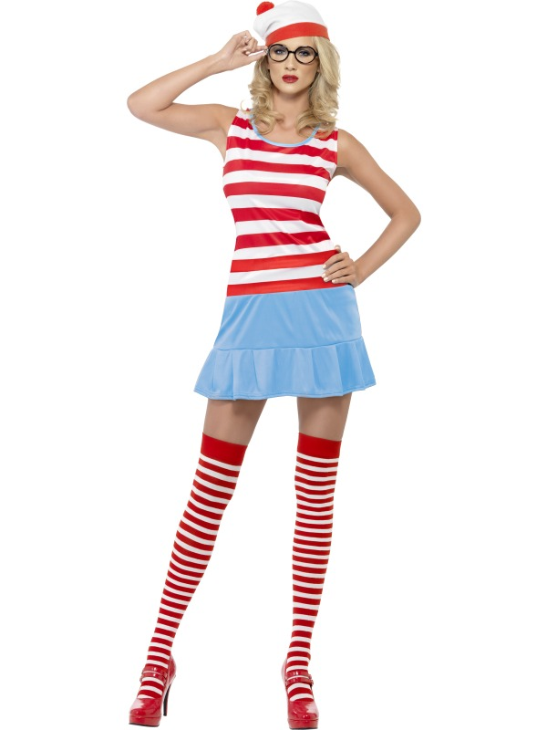 Waar is wenda uit waar is wally