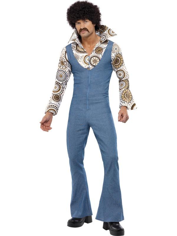 seventies kostuum groovy dancer
