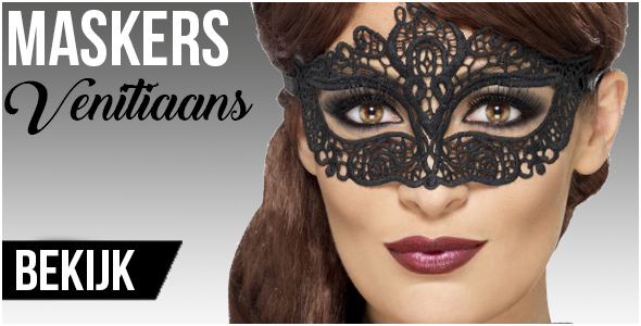 Sexy kanten oogmaskers venitiaans