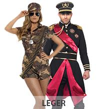 Carnavalskleding Leger Dames.Verkleedkleding