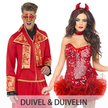 Kostuum Kopen Halloween.Partypakjes Halloween Kostuums