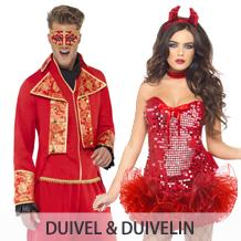 Halloween Kleding Maken.Partypakjes Halloween Kostuums
