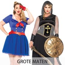Carnavalskleding Grote Maten Dames.Party Pakjes Feestartikelen En Verkleedkleding Voor Dames