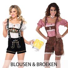 Party Pakjes | Oktoberfest kleding voor dames