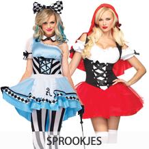 Mooie Carnavalskleding Dames.Party Pakjes Feestartikelen En Verkleedkleding Voor Dames
