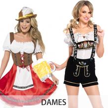 Carnavalskleding Tirol Dames.Partypakjes Oktoberfest Kleding Tiroler Kostuums En Lederhosen
