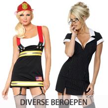 Stoere Dames Carnavalskleding.Party Pakjes Feestartikelen En Verkleedkleding Voor Dames